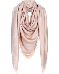 Jimmy Choo - Square Scarves - Lyst