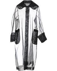 Noir Kei Ninomiya - Overcoat - Lyst