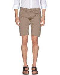 Centoquattro - Bermuda Shorts - Lyst