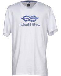 Pedro Del Hierro Madrid | T-shirt | Lyst