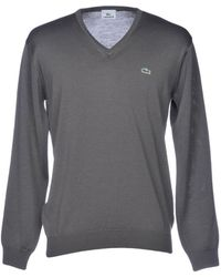 Lacoste - Jumpers - Lyst