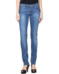 Nudie Jeans - Denim Pants - Lyst