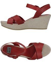 Lacoste - Sandals - Lyst
