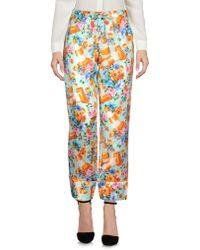 Jeremy Scott - Casual Trouser - Lyst