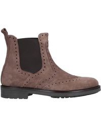Trussardi - Ankle Boots - Lyst