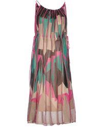 M Missoni - Knee-length Dresses - Lyst