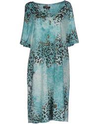Le Fate - Short Dress - Lyst