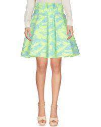 MSGM - Knee Length Skirt - Lyst