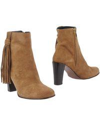 Karen Millen - Ankle Boots - Lyst