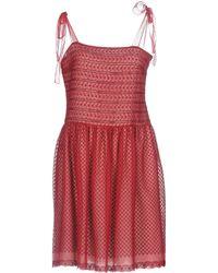 Philosophy Di Lorenzo Serafini - Short Dress - Lyst