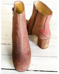 Camilla Elphick - Silver Lining Boots In Disco Pink - Lyst