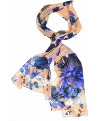 Klements - Gothic Floral Long Scarf - Lyst