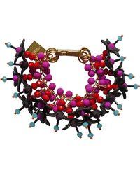 Longshaw Ward | Fuchsia Flurry Bracelet | Lyst