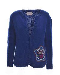 Paola Rodriguez - Hand-knit Romy Cardigan - Lyst