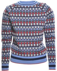 J.won - Bowling Pin Jaquard Pullover-sold Out - Lyst