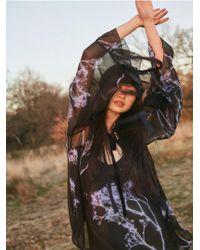 Florence Bridge - Gypsophila Silk Ruffle Shirt - Lyst