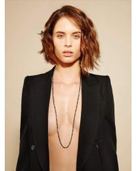Maha Lozi - You Don't Own Me Necklace - Lyst