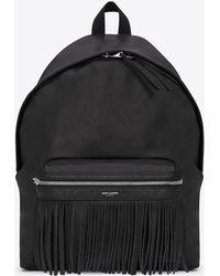 ysl cabas chyc bag price - Shop Women's Saint Laurent Backpacks | Lyst