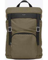 yves saint laurent tote handbags - Shop Men\u0026#39;s Saint Laurent Backpacks | Lyst