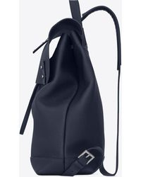 e74382cb86a Saint Laurent Sac De Jour Backpack In Grained Leather in Black for ...