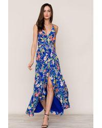 Yumi Kim - Rush Hour Silk Maxi Dress - Lyst