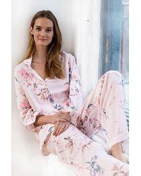 Yumi Kim - Snuggle Me Floral Pyjama Set - Lyst