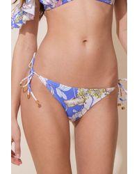 Yumi Kim - Side Tie Bikini Swim Bottom - Lyst