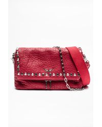 Zadig & Voltaire - Sac Rocky Bubble Outline - Lyst