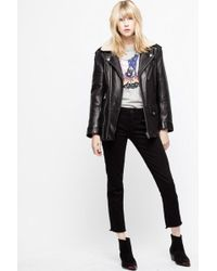 Zadig & Voltaire - Jean ava - Lyst