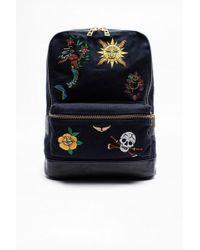 Zadig & Voltaire - Arizona Broderie Bag - Lyst