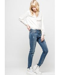Zadig & Voltaire - Eva Use Jeans - Lyst