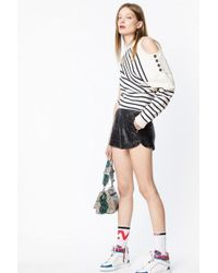 Zadig & Voltaire - Ceane Cony Jumper - Lyst