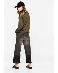 Zadig & Voltaire - Bay Grey Jeans - Lyst