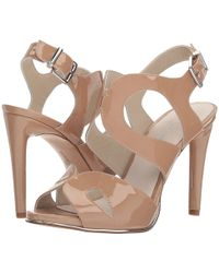 Kenneth Cole - Baldwin (dark Nude Patent) Women's Shoes - Lyst