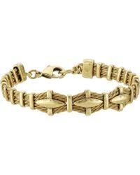 Lucky Brand - Waxed Bracelet - Lyst