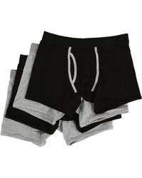 Pact - Everyday Boxer Brief 4-pack (multi) Men's Underwear - Lyst