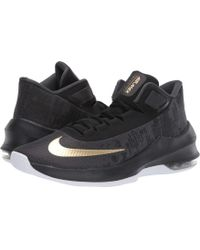 Lyst - Nike Air Max Infuriate Low Coolgrey black white Basketball ... a88114fac6