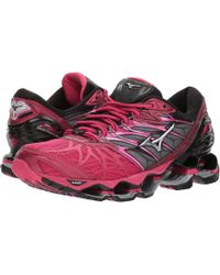 Mizuno - Wave Prophecy 7 (black/silver) Women's Running Shoes - Lyst
