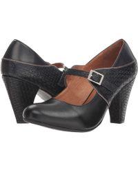 Miz Mooz - Chantelle (blue) Women's Shoes - Lyst