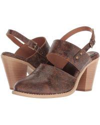 Dingo - Veda (cognac) Cowboy Boots - Lyst