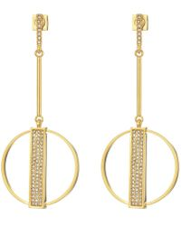 Vince Camuto - Linear Post Earrings - Lyst