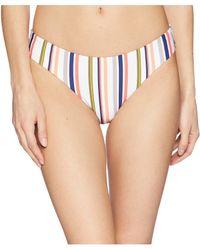 Splendid - Line Up Retro Pant (multi) Women's Swimwear - Lyst