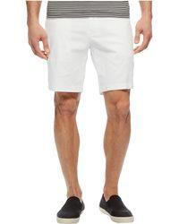 Nautica - Classic Fit Stretch Deck Shorts (true Quarry) Men's Shorts - Lyst