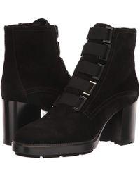 Aquatalia - Indira (black Suede) Women's Shoes - Lyst