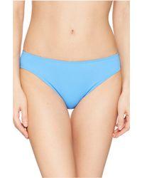 Lauren by Ralph Lauren - Beach Club Solids Solid Hipster Bottoms (plum) Women's Swimwear - Lyst