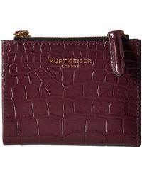 Kurt Geiger - Mini Purse (tan 1) Wallet Handbags - Lyst