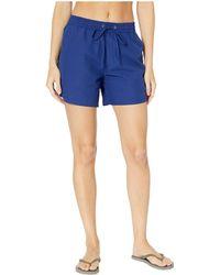 24th & Ocean - Solids Board Swim Shorts - Lyst