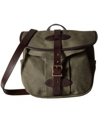 Filson - Small Field Bag (otter Green 2) Bags - Lyst
