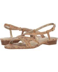 Soft Style - Maisy (white Patent) Women's Dress Sandals - Lyst