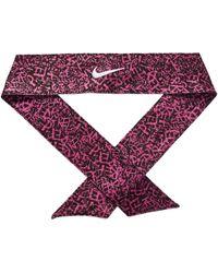 Nike - Printed Dri-fit Head Tie 2.0 - Lyst